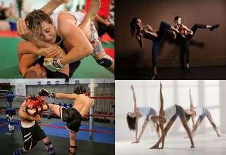 Muay Thaï, Pancrace MMA, Kick-Boxing, Self-défense, Aérokick et Form Attitude